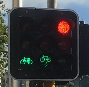 Directional cycle signals